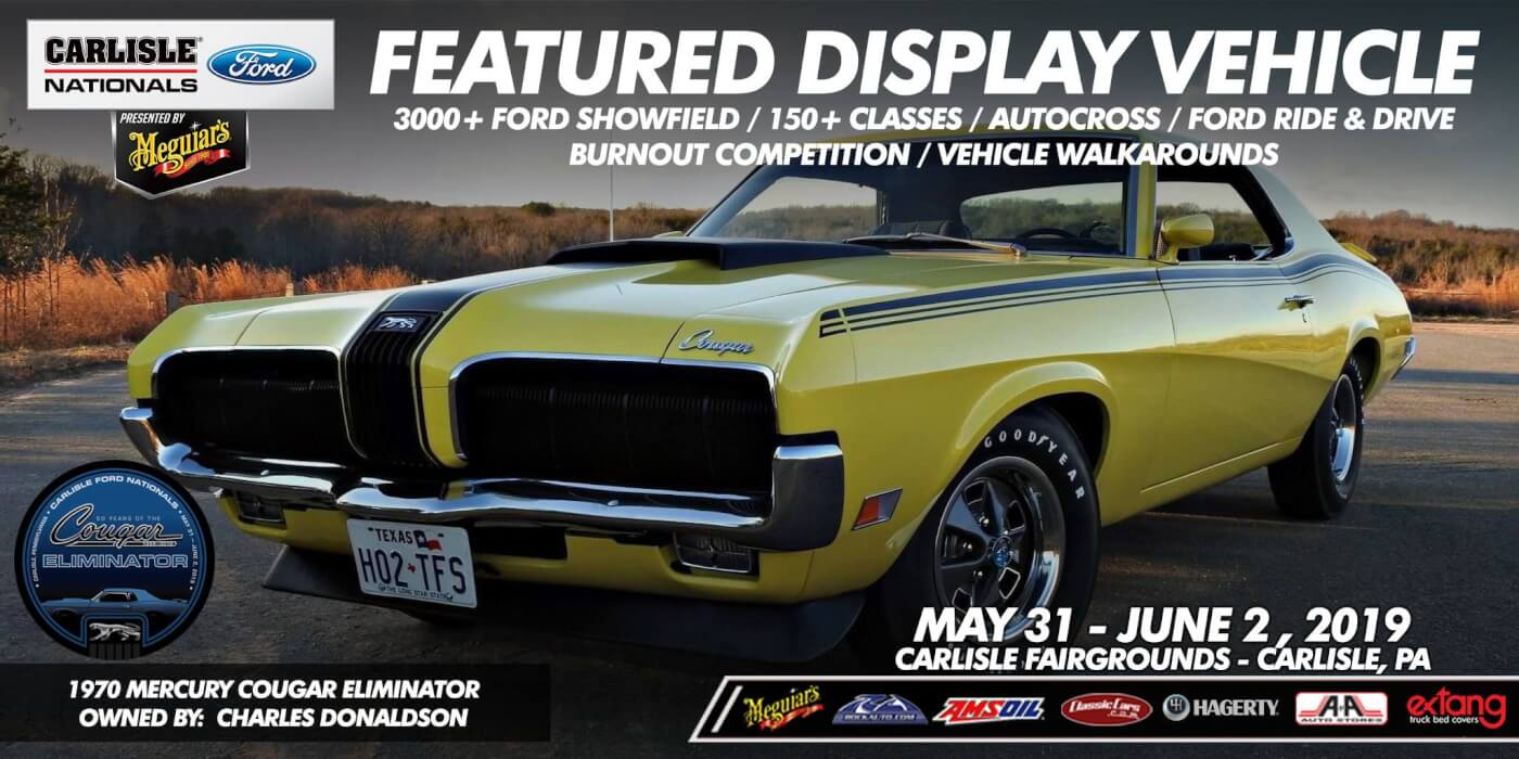 Carlisle, Pennsylvania ~ All Ford Nationals - June 2019